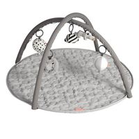Done by Deer Activity Play Mat Grey