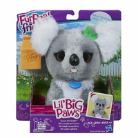 FurReal Friends Lil' Big Paws Sneezy Kiki Koala