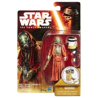 "Star Wars E7 3.75"" Sarco Plank Figure"