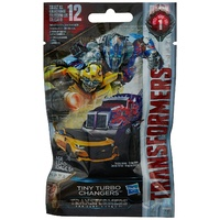 Transformers The Last Knight Tiny Turbo Changers Series 1 blind bag
