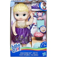 Baby Alive Cupcake Birthday Baby Blonde Hair