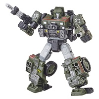 Transformers Deluxe Class War for Cybertron WFC-S9 Hound Figure