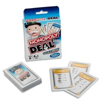 Monopoly Deal Card Game New Packaging