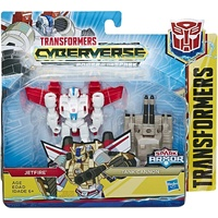 Transformers Cyberverse Battle Class 2 Pack - JETFIRE & TANK CANNON