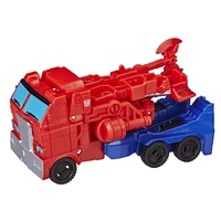 Transformers Cyberverse 1 Step Changers - OPTIMUS PRIME