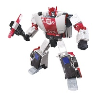 Transformers Deluxe Class War for Cybertron WFC-S35 Red Alert Figure