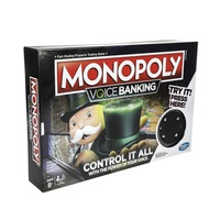 Monopoly Voice Banking Game
