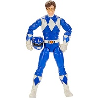 Power Rangers Lightning Collection Mighty Morphin Blue Ranger 6 inch figure
