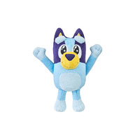 Bluey Friends S4 New Expressions Small 20cm Plush Bluey Sparkly Eyes