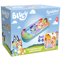 ReadyBed Junior Bluey Inflatable Airbed & Cover