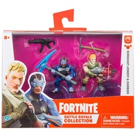 Fortnite Battle Royale Collection Two Pack Series 1 - Sergeant Jonesy & Carbide