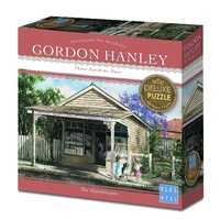 Blue Opal Gordon Hanley The Hairdressers 1000pc Puzzle