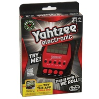 Yahzee Electronic Game