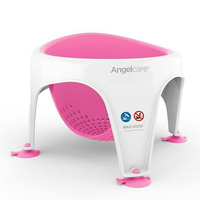Angelcare Bath Seat Pink
