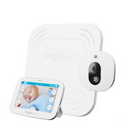 "Angelcare Baby Sound Movement & Video Monitor (5"" LCD Touchscreen) AC517-2"