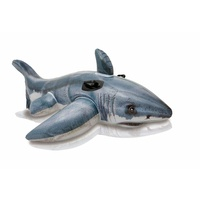 Intex Ride On Great White Shark Inflatable