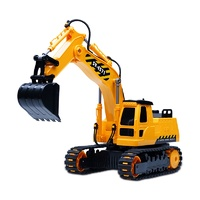 Double Eagle RC Excavator 1:26 scale inc rechargeable battery