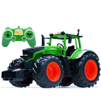 Double Eagle RC Farm Tractor with USB Charger 1:16 scale Radio Control