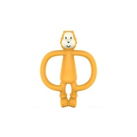 Matchstick Monkey Animal Teether - Lion