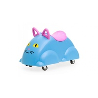 Viking Toys Cute Rider Blue/Pink Cat