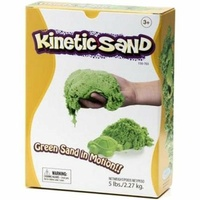 Kinetic Sand Green - 2.27kg