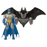 "DC Comics Batman 4"" Action Figure Mega Gear Batman"
