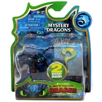 How to Train Your Dragon Hidden World Mystery Dragons - Toothless