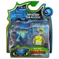 How to Train Your Dragon Hidden World Mystery Dragons - Stormfly
