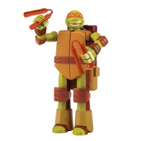 TMNT Mutations Figure To Weapon Michelangelo