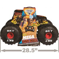 Monster Jam Fire & Ice Mega Grave Digger 1:10 Scale Radio Control