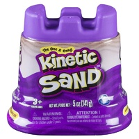 Kinetic Sand 5oz (141g) Container Purple