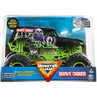 Monster Jam 1:24 Scale Diecast Grave Digger