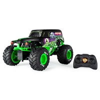 Monster Jam Remote Control R/C 1:24 Scale Truck Grave Digger