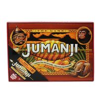 Jumanji Game in Wooden Box