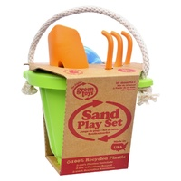 Green Toys Sand Play Set 4pc 100% Recycled Plastic