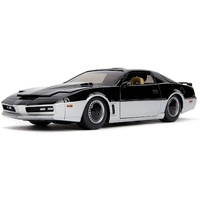 Jada Hollywood Rides Knight Rider KARR with LED light 1:24 scale die cast model