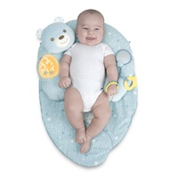 Chicco First Dreams My First Nest 3 in 1 Playmat Blue