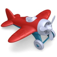 Green Toys Airplane Red 100% Recycled Plastic
