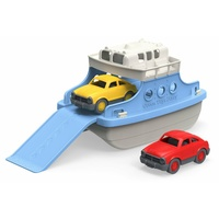 Green Toys Ferry with 2 Mini Cars 100% Recycled Plastic