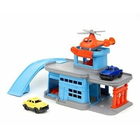 Green Toys Parking Garage 5pcs