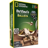 National Geographic DaVinci's Inventions Ballista