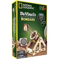 National Geographic DaVinci's Inventions Bombard