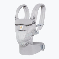 Ergobaby Adapt Cool Air Mesh Baby Carrier - Pearl Grey