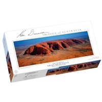 Ken Duncan The Rock Uluru NT 748pc Puzzle