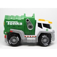 Tonka Mega Power Machines Mighty Mixers - Recycling Truck