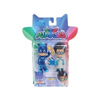 PJ Masks Collectible Light Up Catboy & Romeo
