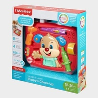 Fisher Price Puppy's Check-Up Toy