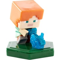 Minecraft: Earth Boost Minis - Attacking Alex Figure Pack