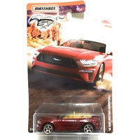 Matchbox '18 Ford Mustang Convertible