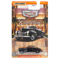 Matchbox '41 Cadillac Series G2 Convertible Coupe